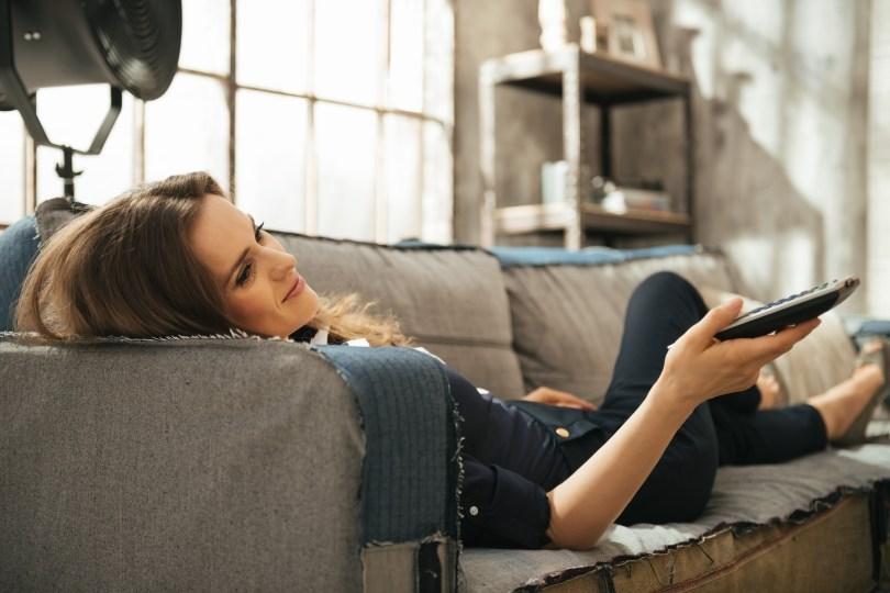 couchlocked