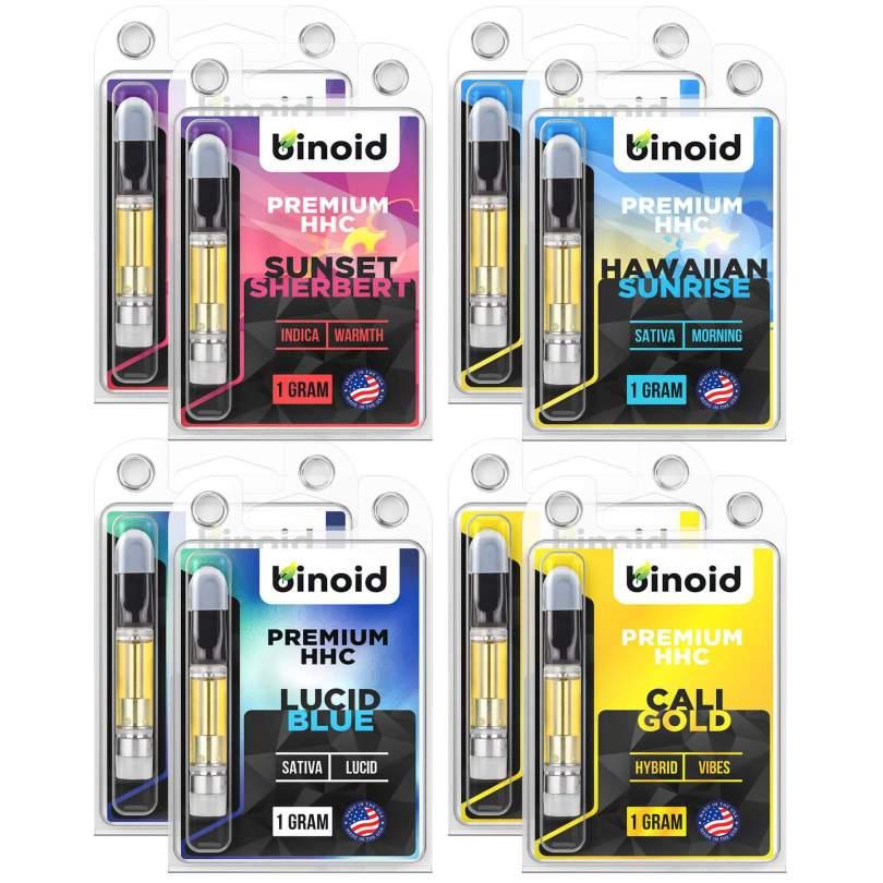 HHC Vape Cartridges - Special Bundle