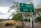 US weed into Mexico