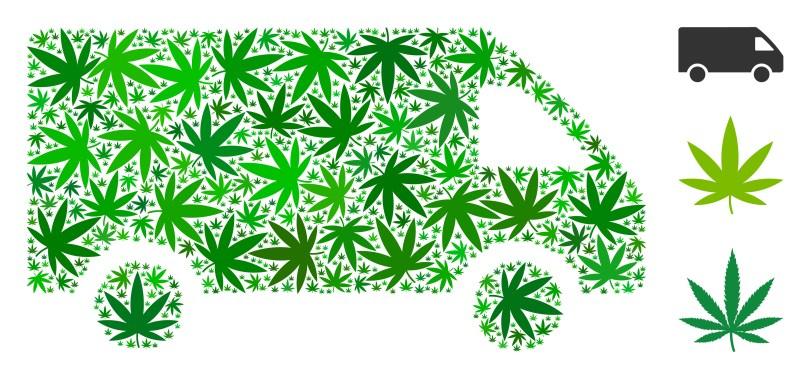 cannabis food trucks