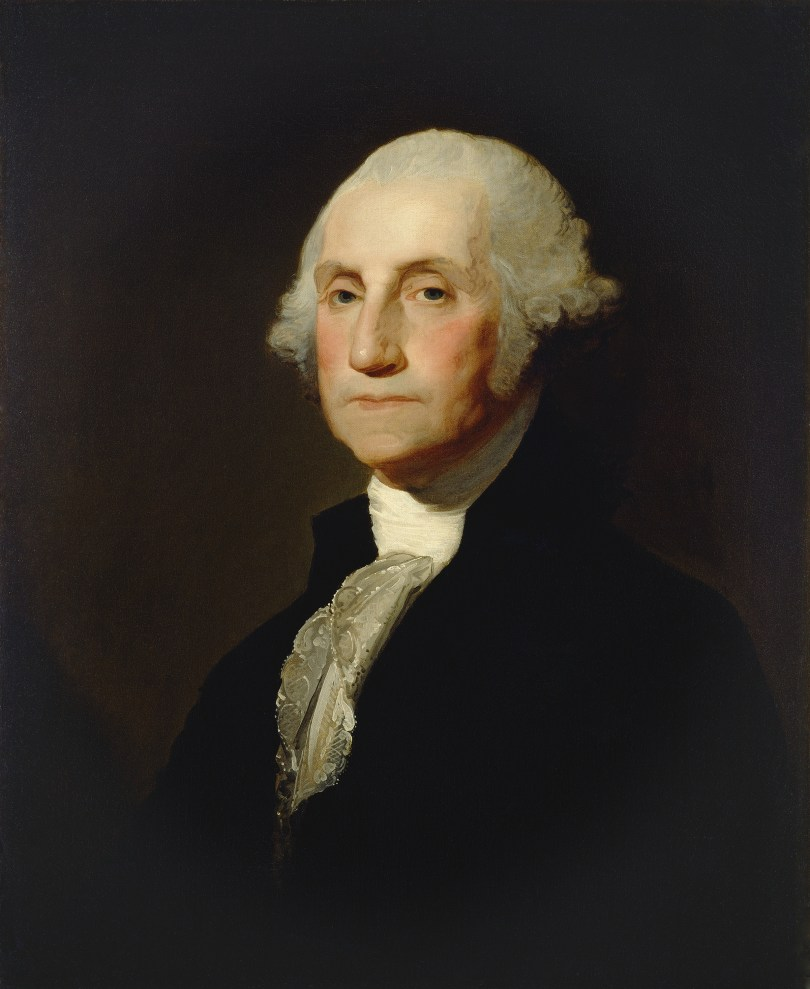 George Washington - biggest potheads in history