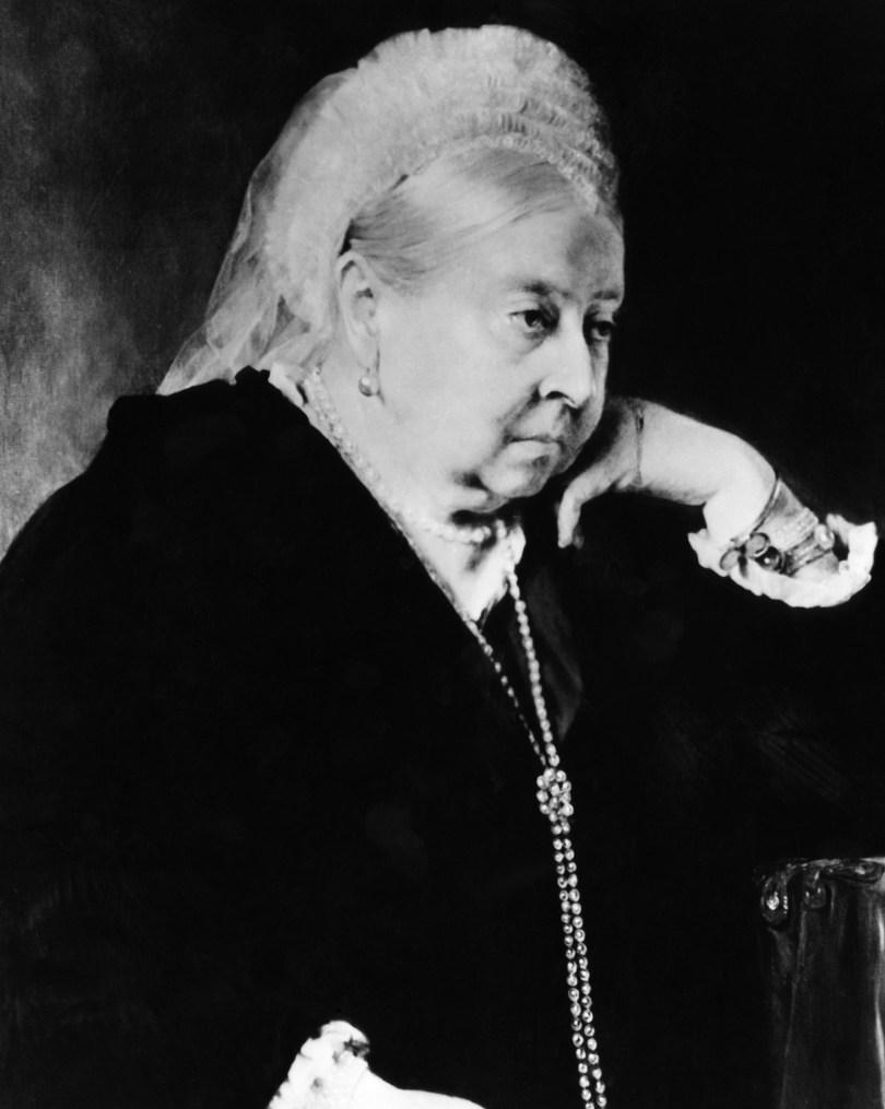 Queen Victoria - biggest potheads in history