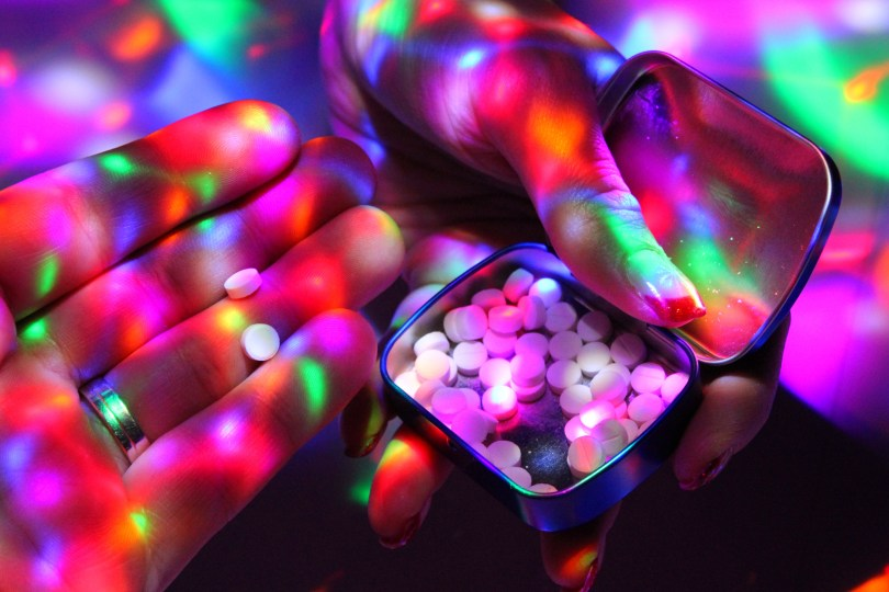 party drugs psychedelics