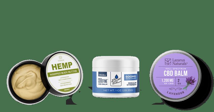 Best cbd creams for acne