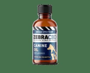 zebra cbd oil for dogs
