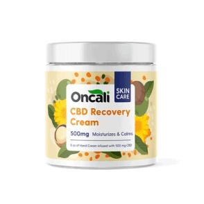oncali cbd recovery cream