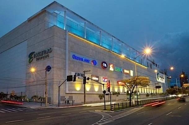 Auxiliar de Limpeza - Boulevard Shopping