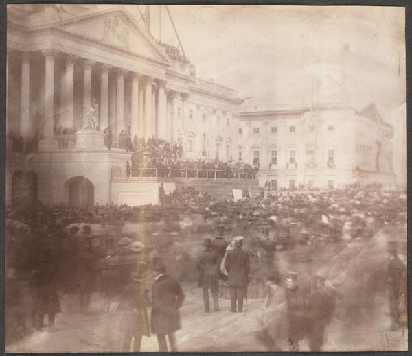 Buchanan's Inauguration
