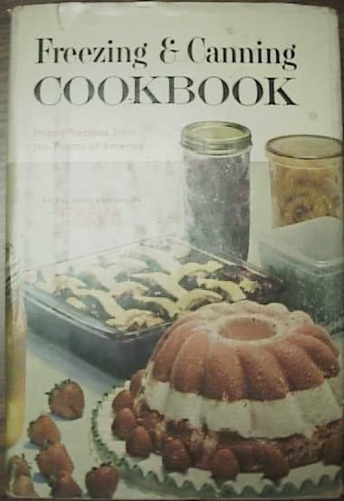Farm JOurnal Freezing & Canning Cookbook