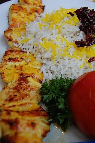 Chicken Kebab (Photo credit: Kim Cofino)