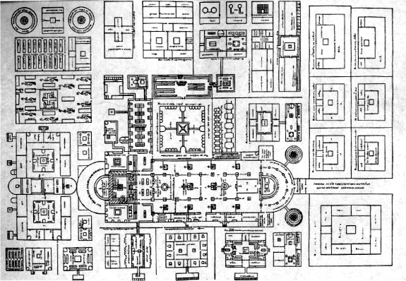 Figure 24, St. Gall Plan
