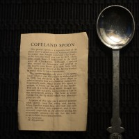 The Copeland Spoon: A Taste of Material Culture from Early Virginia