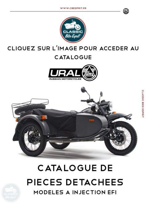 Catalogue de Pieces Détachées EFI Ural Classic Bike Esprit-1