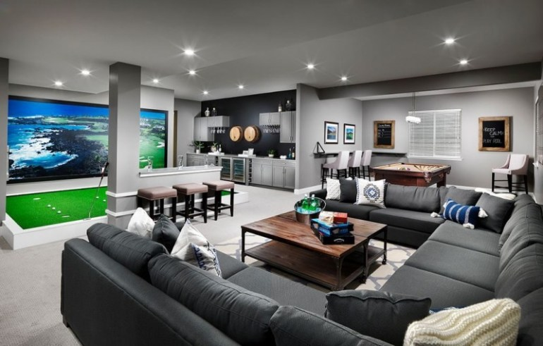 Smart Use of Home Theater Space
