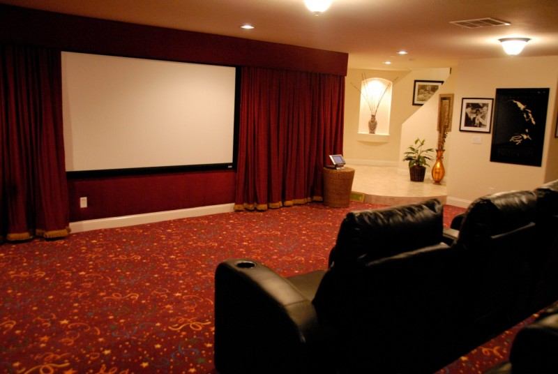 Building A Basement Home Theater