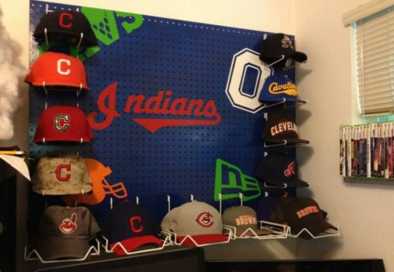 19 Creative Diy Hat Rack Ideas You Can Easily Build