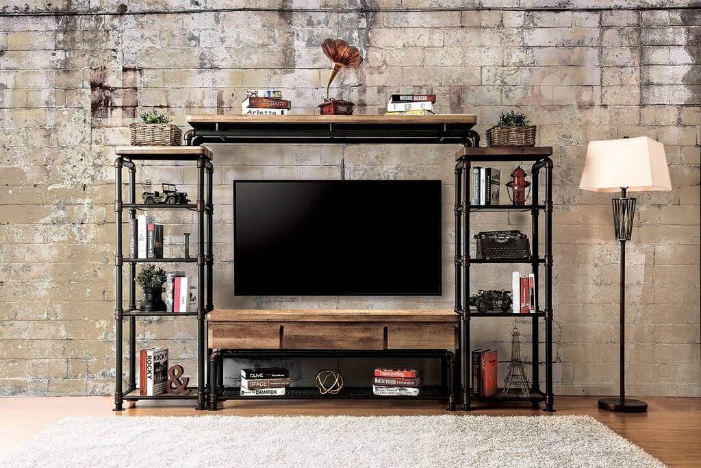 diy entertainment center plans