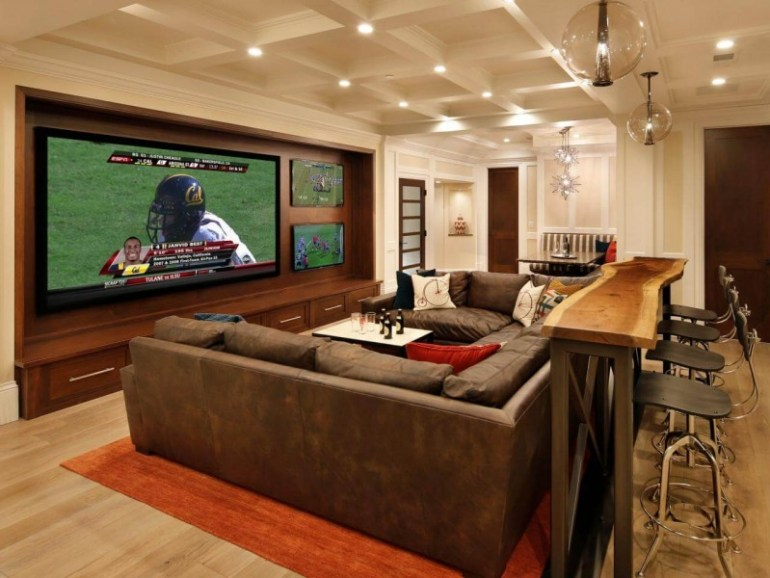 recreation room ideas designs