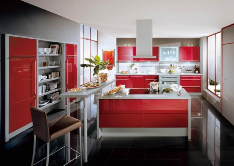 free standing kitchen cabinets with glass doors