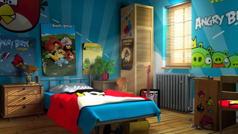 video game room ideas pictures