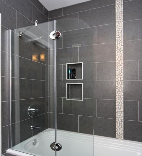 bathtub shower combo design ideas