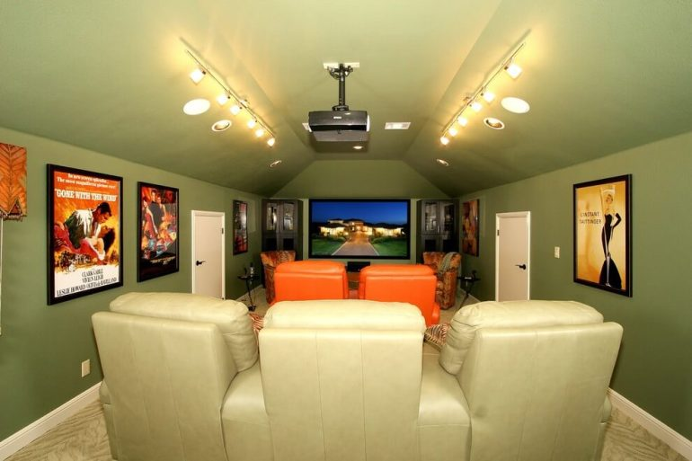 17+) Fun & Funky Bonus Room Ideas For Your Home - HOME CBF
