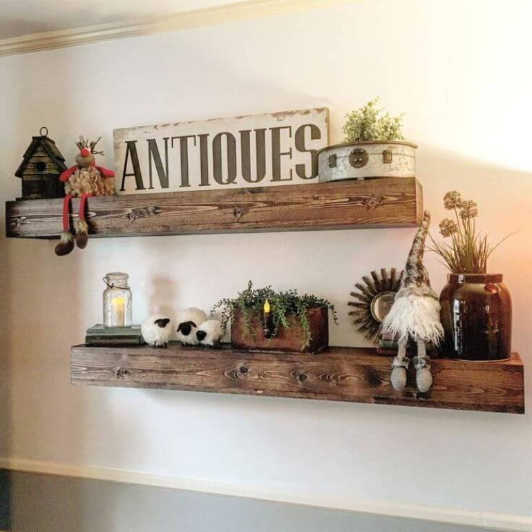 31 Rustic Diy Home Decor Projects: (25+) DIY Rustic Home Decor Ideas You Can Do Yourself