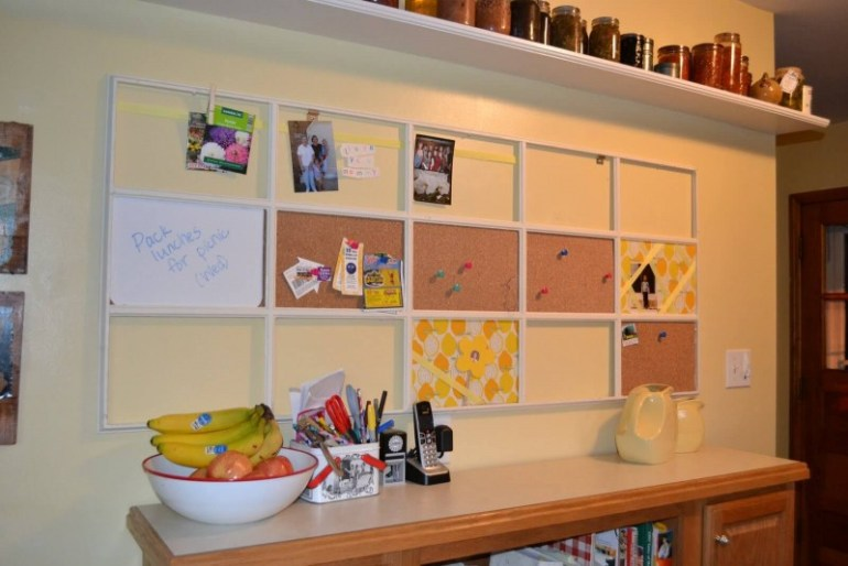 cork board ideas for birthday