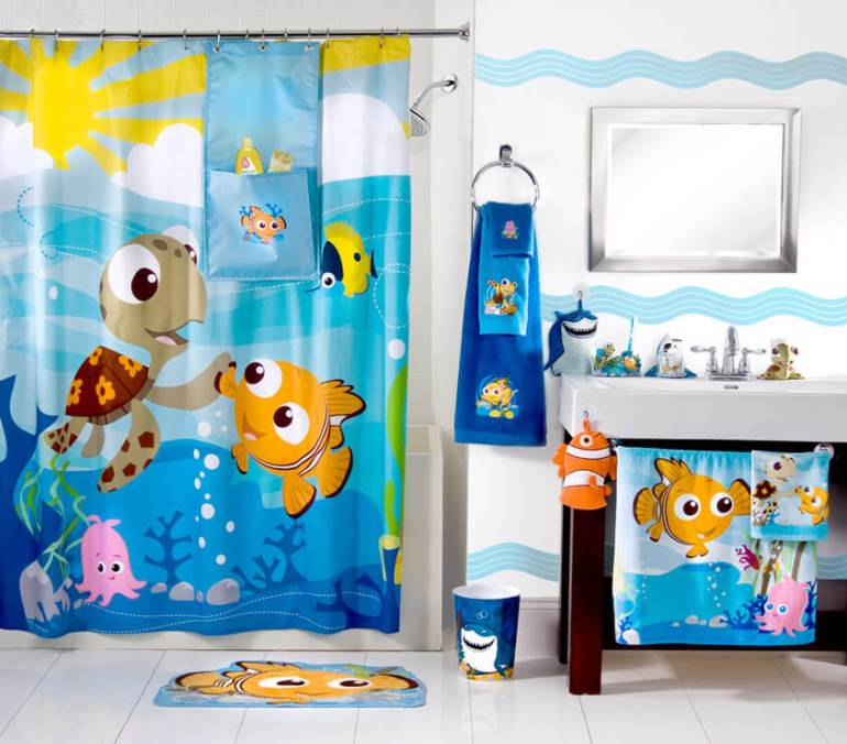 kids/guest bathroom