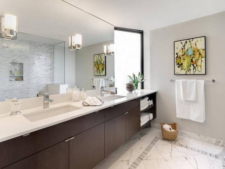 20 Stunning Bathroom Mirror Ideas To Reflect Your Style