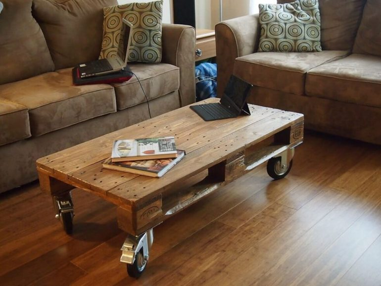 diy coffee table ideas pinterest