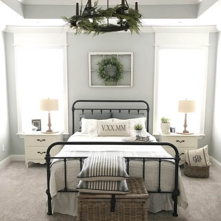 Rustic Bedroom Decorating Ideas: 35+ Creative Ways To Decorate Rustic Farmhouse Bedroom
