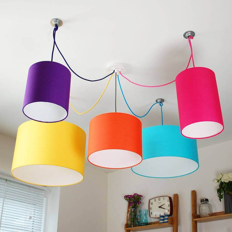 Fashionable Fabric Lights