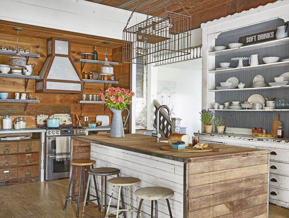 35 Best Farmhouse Kitchen Decor Ideas To Transform Your Kitchen