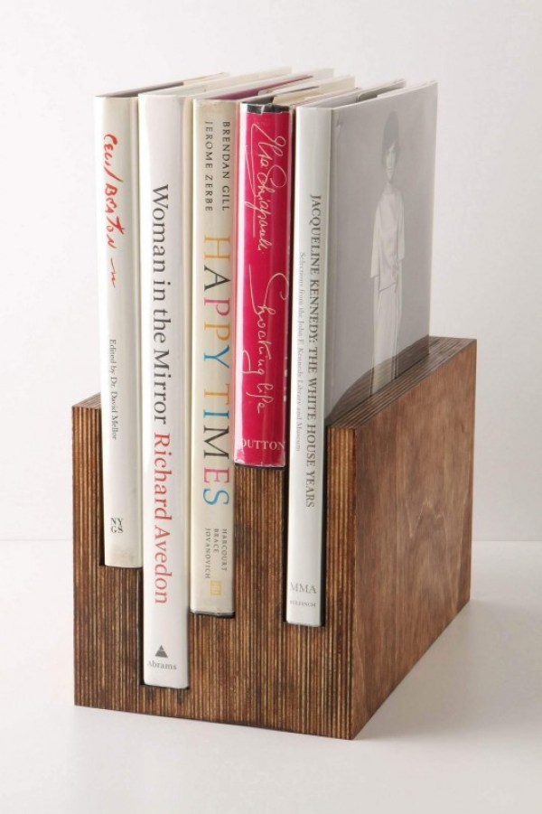Anthro Bookcase Ideas