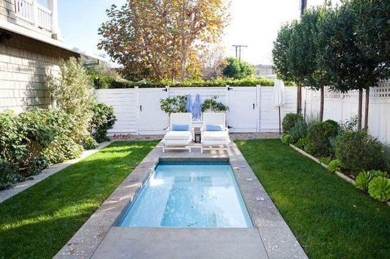 Relaxing Backyard Pool Ideas