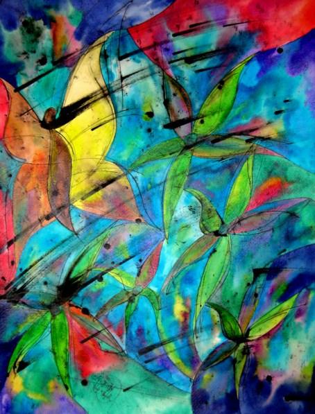 Joy, 18x24 [1-2011] [Robert Rockett]