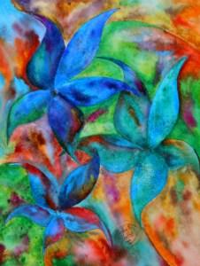 Luis & Anna 2of2, Anna's Bouquet, 11x14 [3-2011], Spring Things 2011 [Anna Nichols]