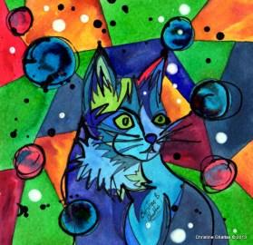 Megan's cat, ZZ Top [Megan Golinski]