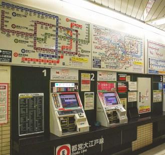 Ticket Machines