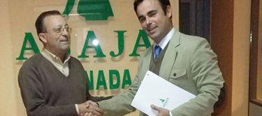 CBH firma con ASAJA Granada convenio Renovoliva