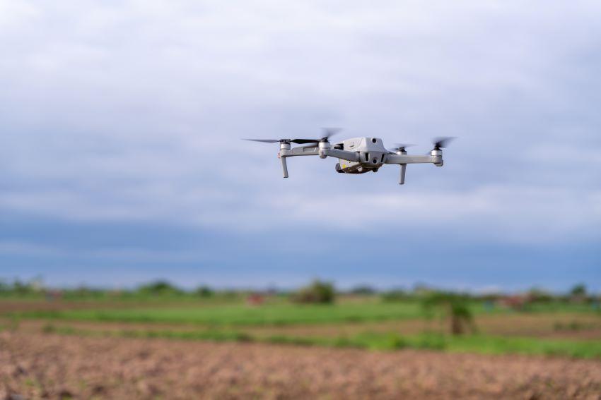 Drones como nueva tecnología en la agricultura