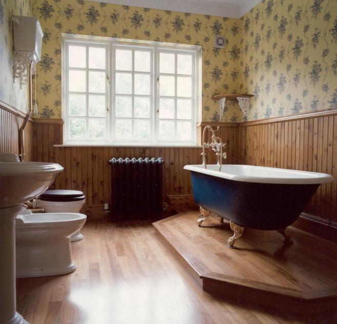 Newton Hall Bathroom