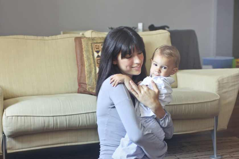 Help to Buy Scheme helps a young mother
