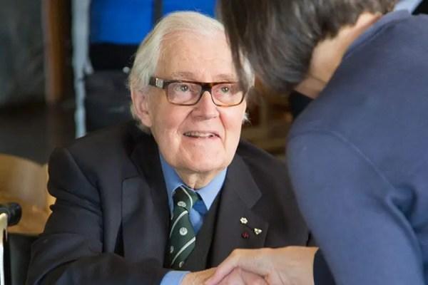 Le BCEI rend hommage à l'un de ses fondateurs, le professeur Thomas H.B. Symons