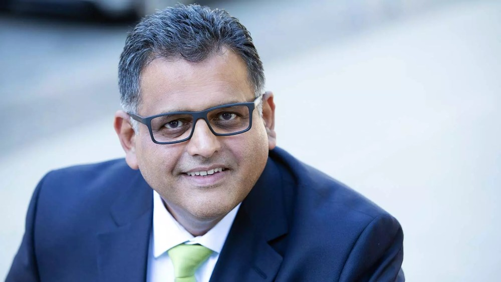 Board Chair Ajay Patel