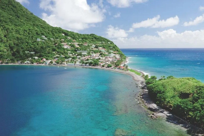 Dominica beaches citizenship amendments dependents family