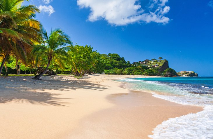 grande anse beach grenada top beaches