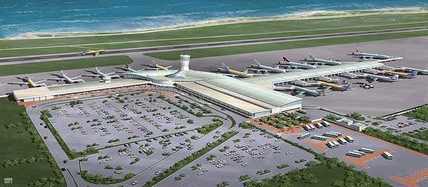 dominica airport plans