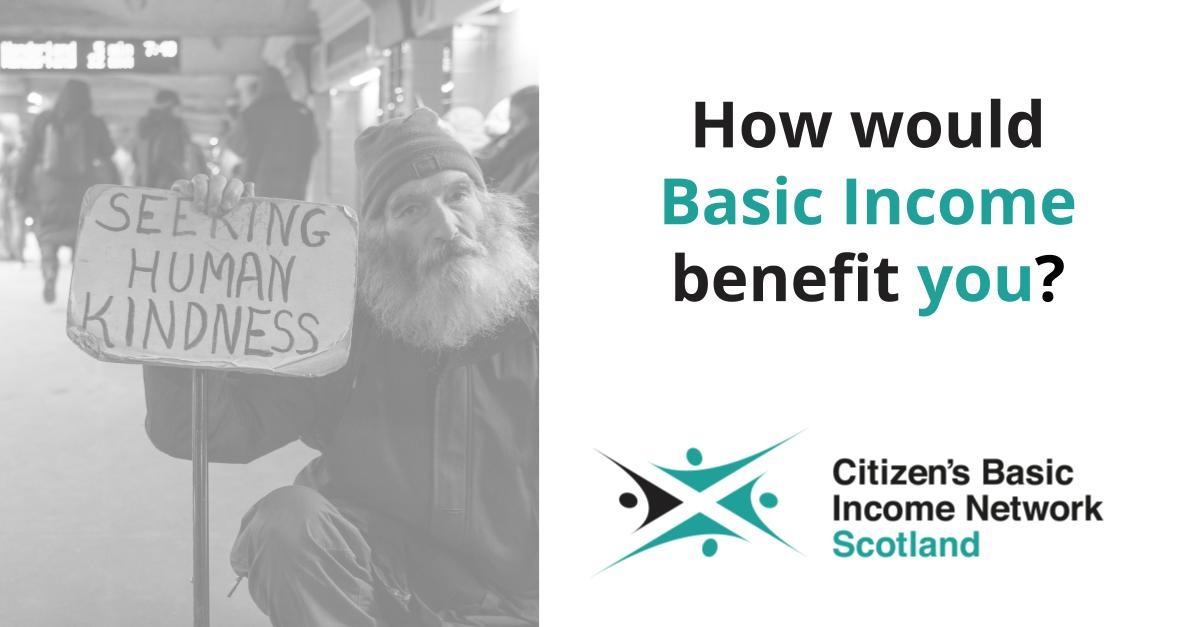 Basic Income: Real Lives